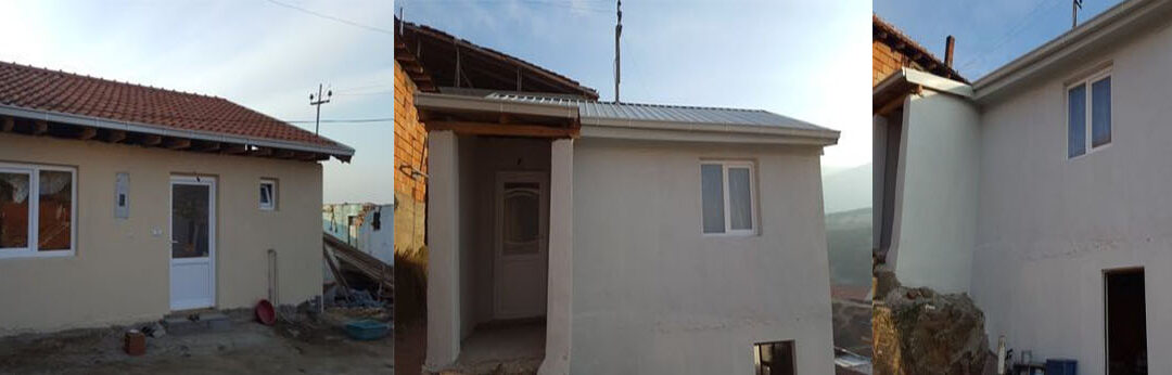 Providing Decent Housing Conditions for the Roma Community in the Municipality of Vinica